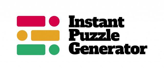 Instant Puzzle Generator OTO