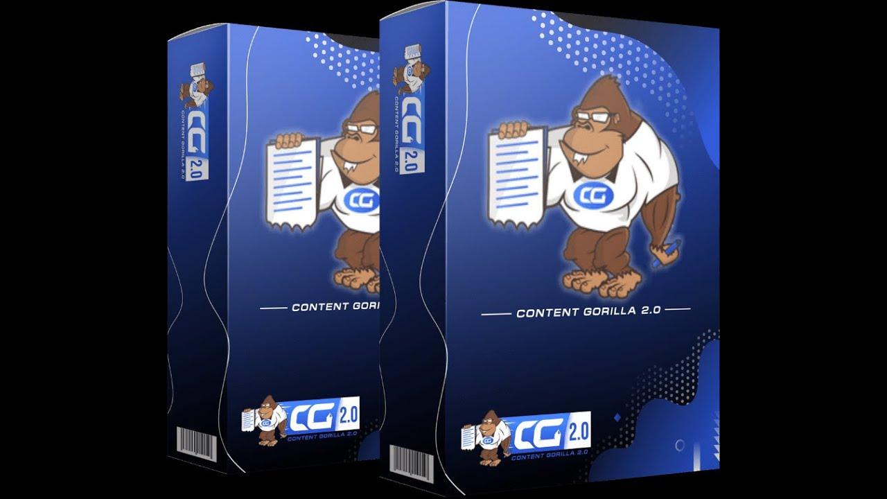 Content Gorilla 2.0 OTO