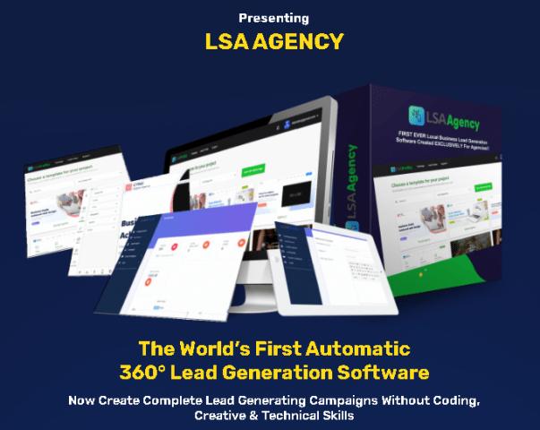 LSA Agency OTO