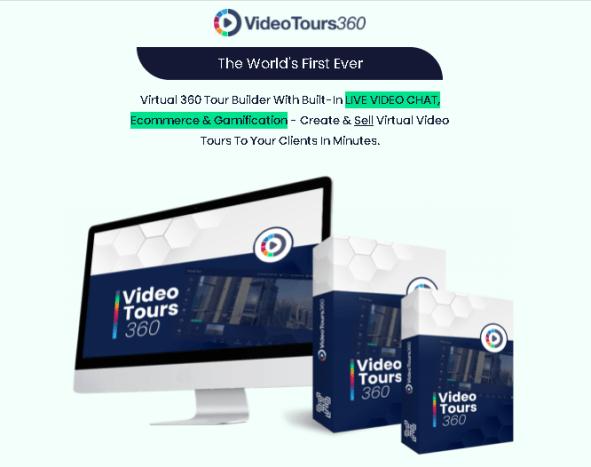 VideoTours360 OTO 1, 2, 3, 4 OTOs' Links + Free Bonuses upsell
